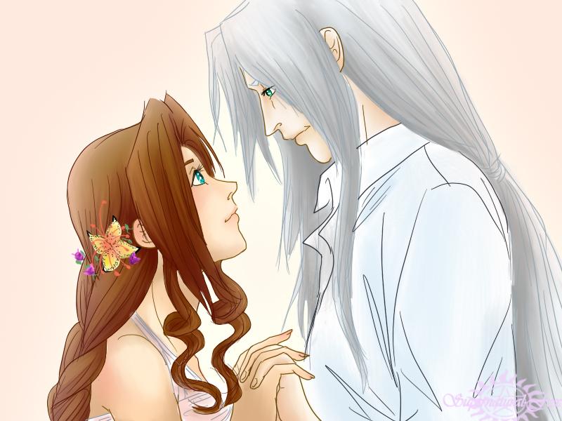 A happy ariseph wedding by Foxysuji