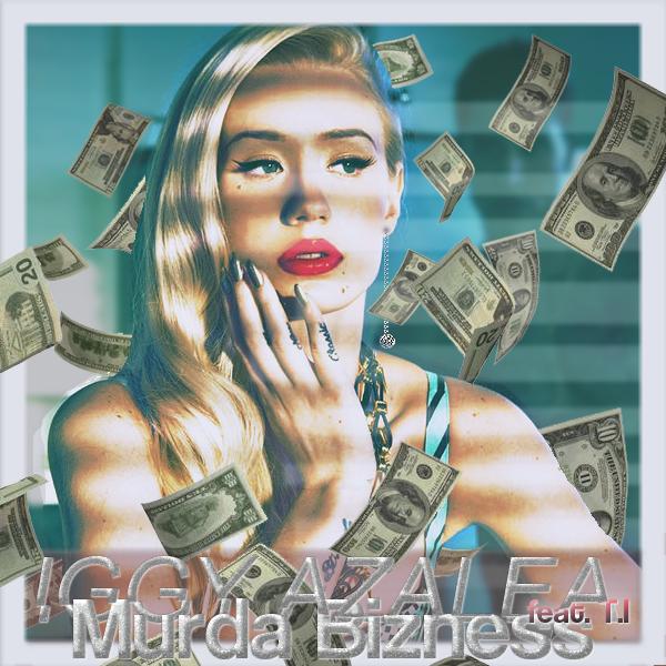 iggy azalea murda bizness album cover -#main