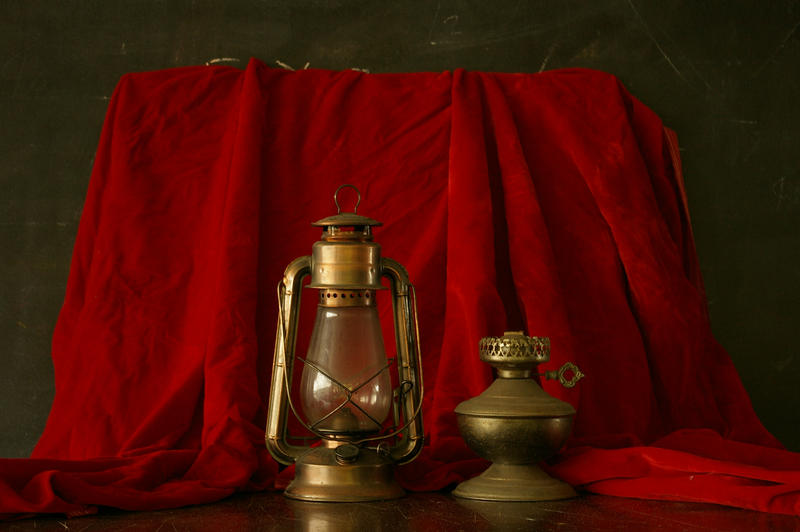 Lamp stock by bunnyofdoomstock