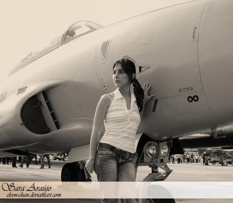 Plane by Sara-Araujo