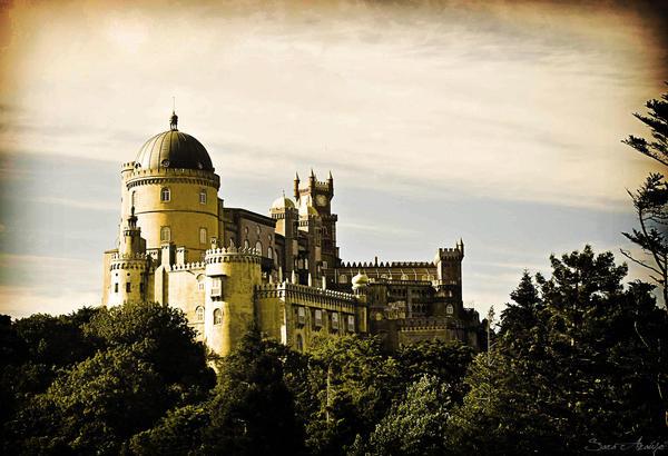 Pena Palace by Sara-Araujo