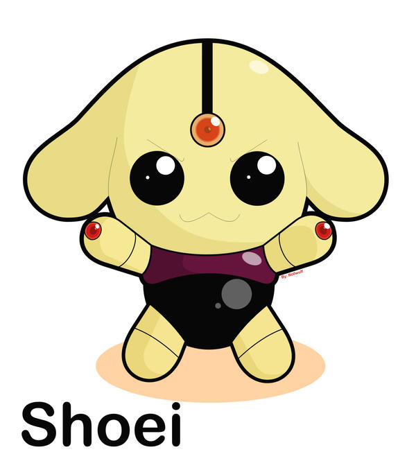 Shoei by rollwulf