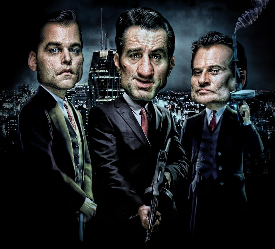 THE GOODFELLAS by rickytrek1 on DeviantArt Goodfellas