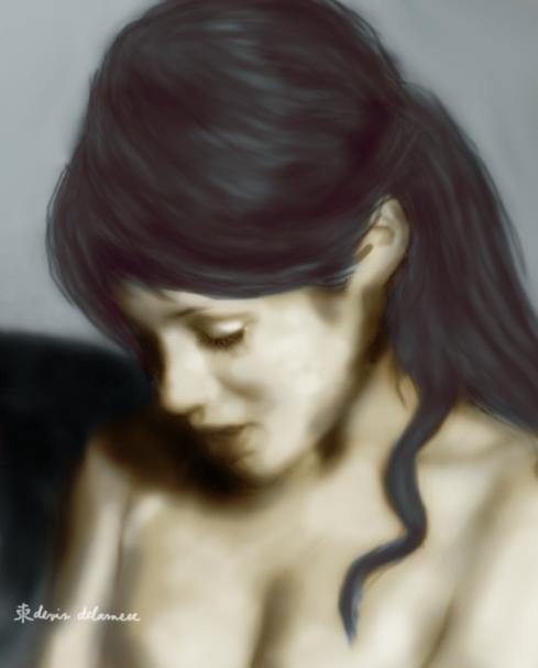 Triste by xDrew23x