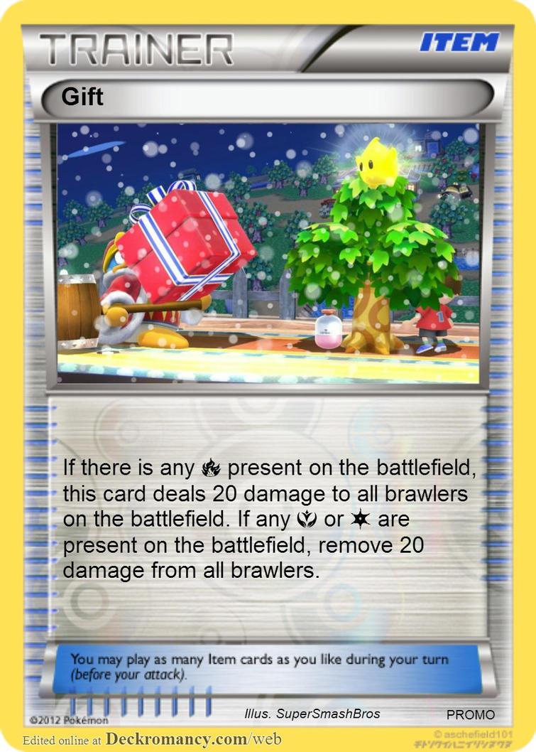 Christmas PROMO - Gift by MrPokemonBlack123