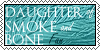 Daughter Of Smoke And Bone Stamp by TheGreatKatsby10501