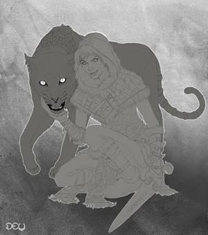 Panthera's Kiss (WIP)