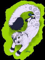 Commission: Ivy by DeyVarah