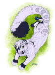 Commission: Ivy