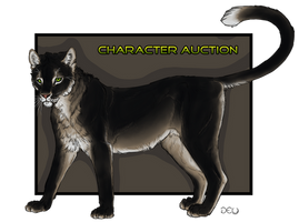 Character Design Auction [SOLD] by DeyVarah