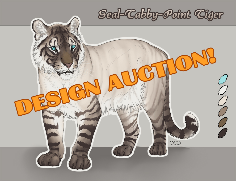 Design Auction [SOLD] by DeyVarah
