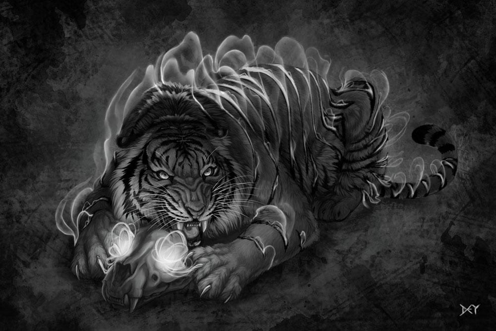 Panthera Solaris by DeyVarah