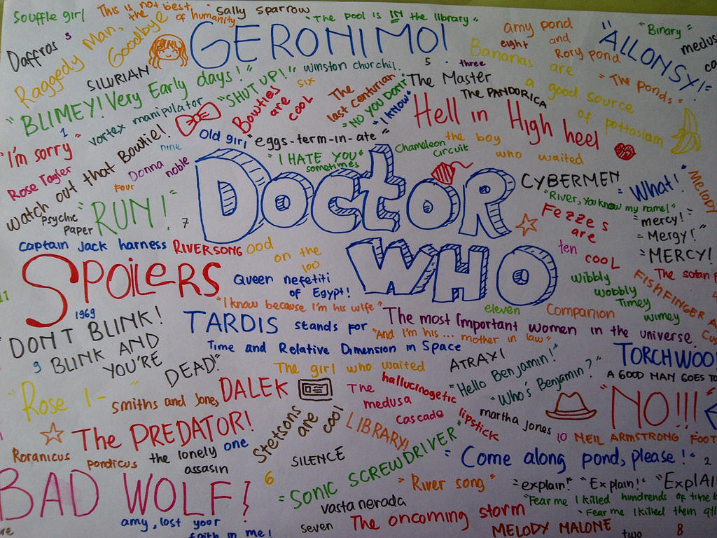 Doctor Who Quotes About Love Doctor Who Quotessakuradrawing On Deviantart