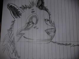 Wolf 1 by Natashalea
