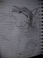 Wolf 2 by Natashalea