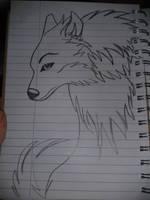 Wolf 3 by Natashalea