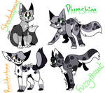Warrior Cats Breedable Results 4/4 CLOSED