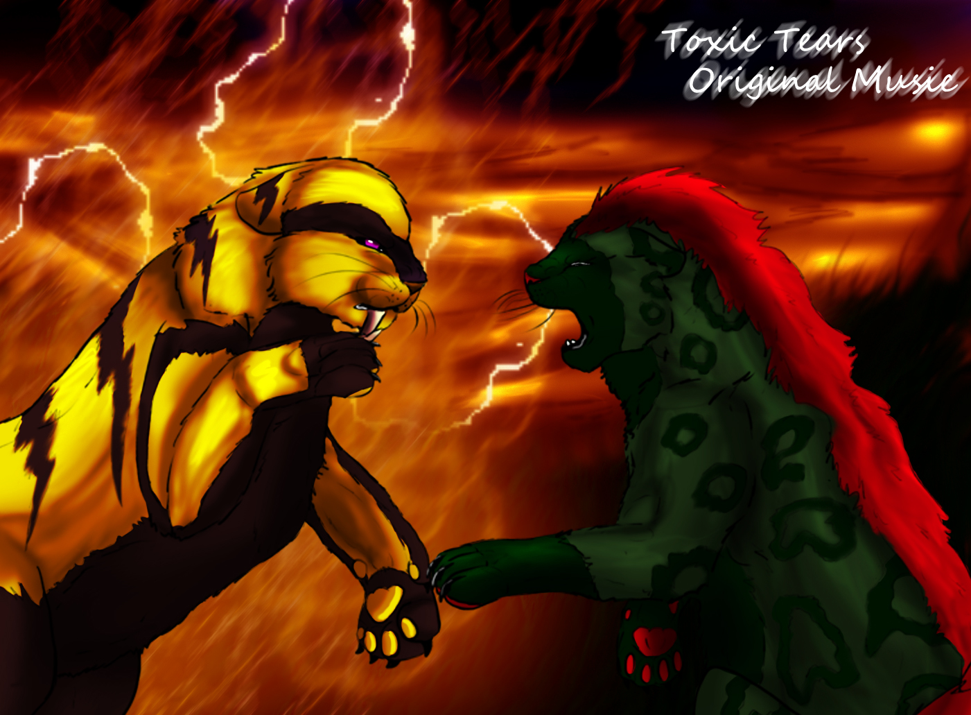 :TT: original Music cover :1: by Ymia-the-cheetah