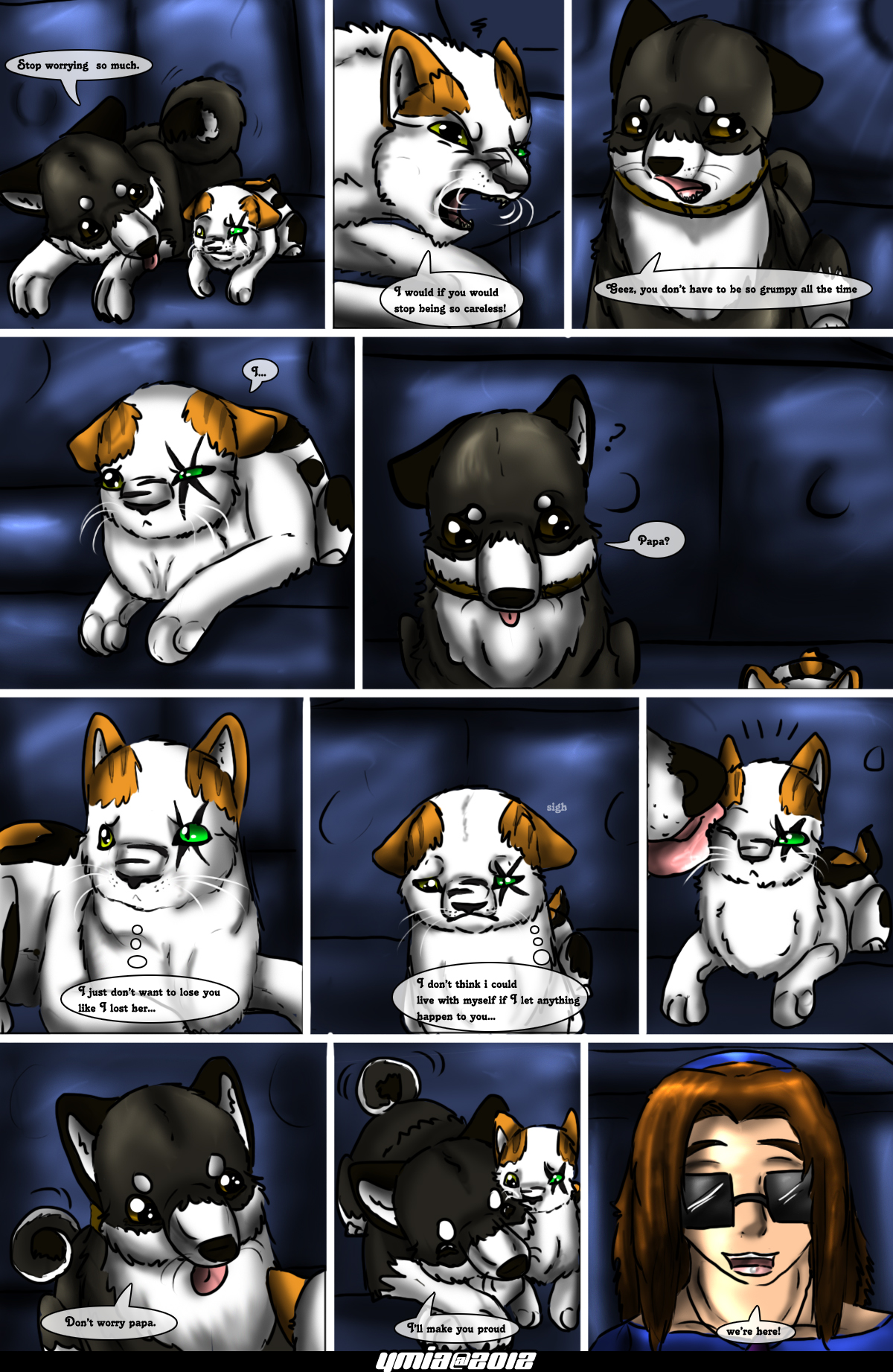 Eye For an Eye page 2 by Ymia-the-cheetah