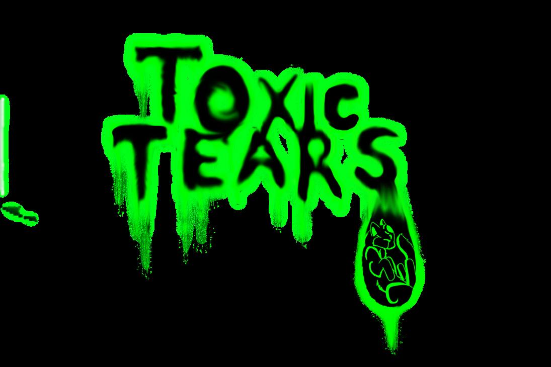 Toxic tears Logo by Ymia-the-cheetah
