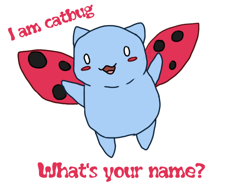 Catbug by Ymia-the-cheetah