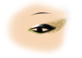 Medusa Makeup Idea by SmugLemon