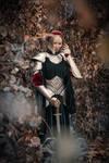 Full Female Warrior Armor Set -  Iron Princess