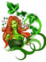 Poison Ivy by scarletnight