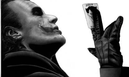 The Joker by DMThompson