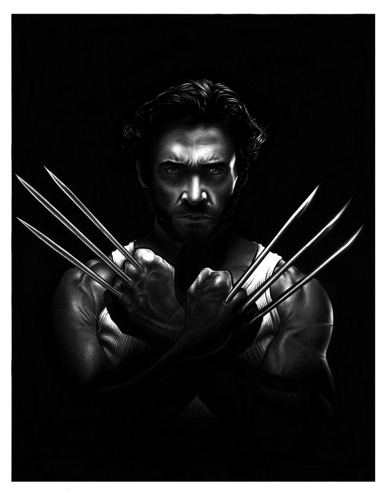 The Wolverine by DMThompson