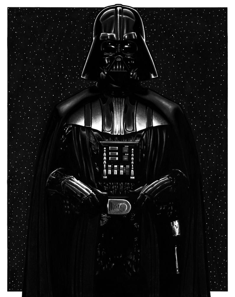 Darth Vader - 2 by DMThompson