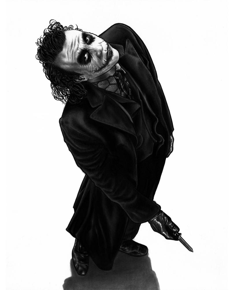 The Joker - 9 by DMThompson