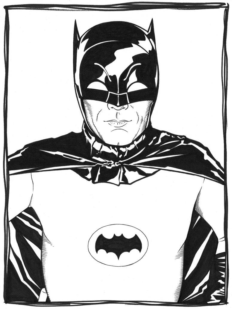 Batman '66 by DMThompson