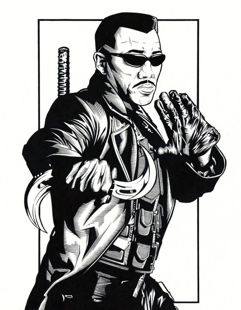 Blade by DMThompson