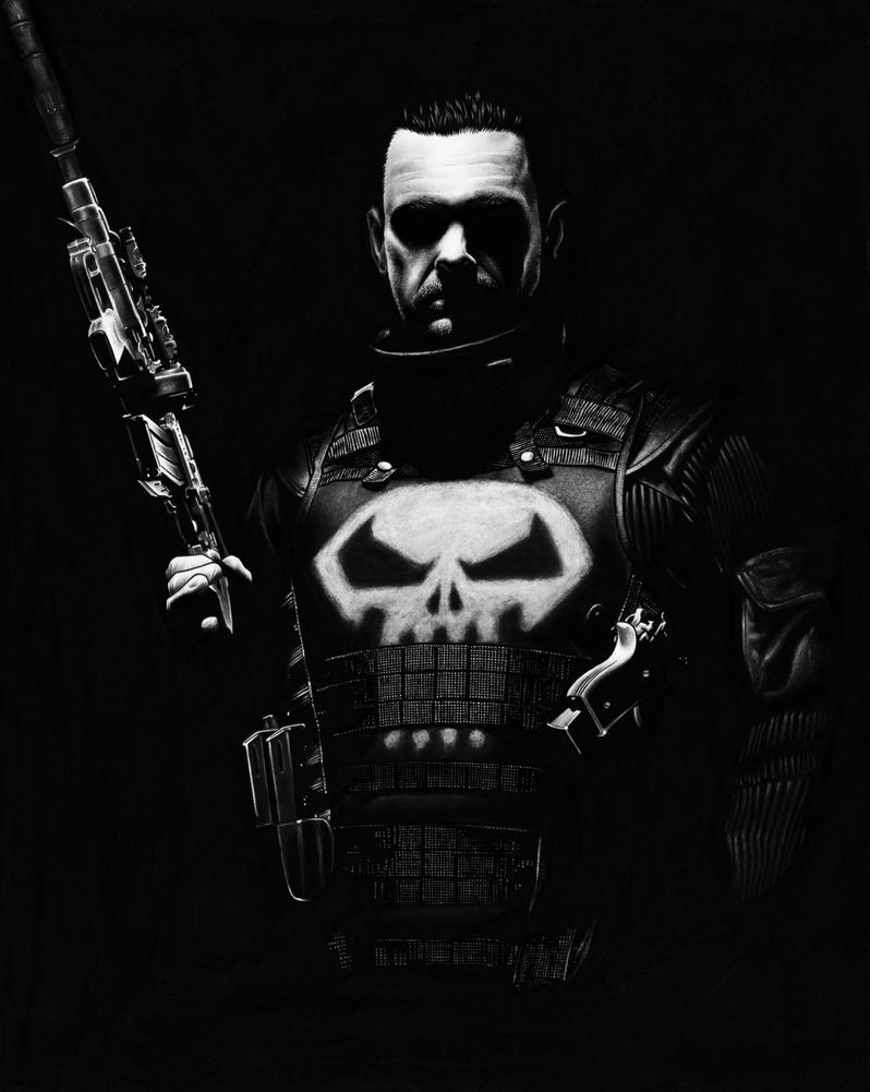 Punisher by DMThompson