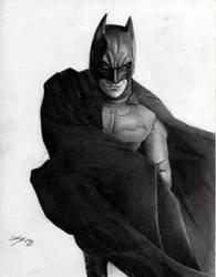 Bale Batman 2 by DMThompson
