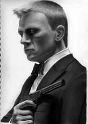 Bond. James Bond. by DMThompson
