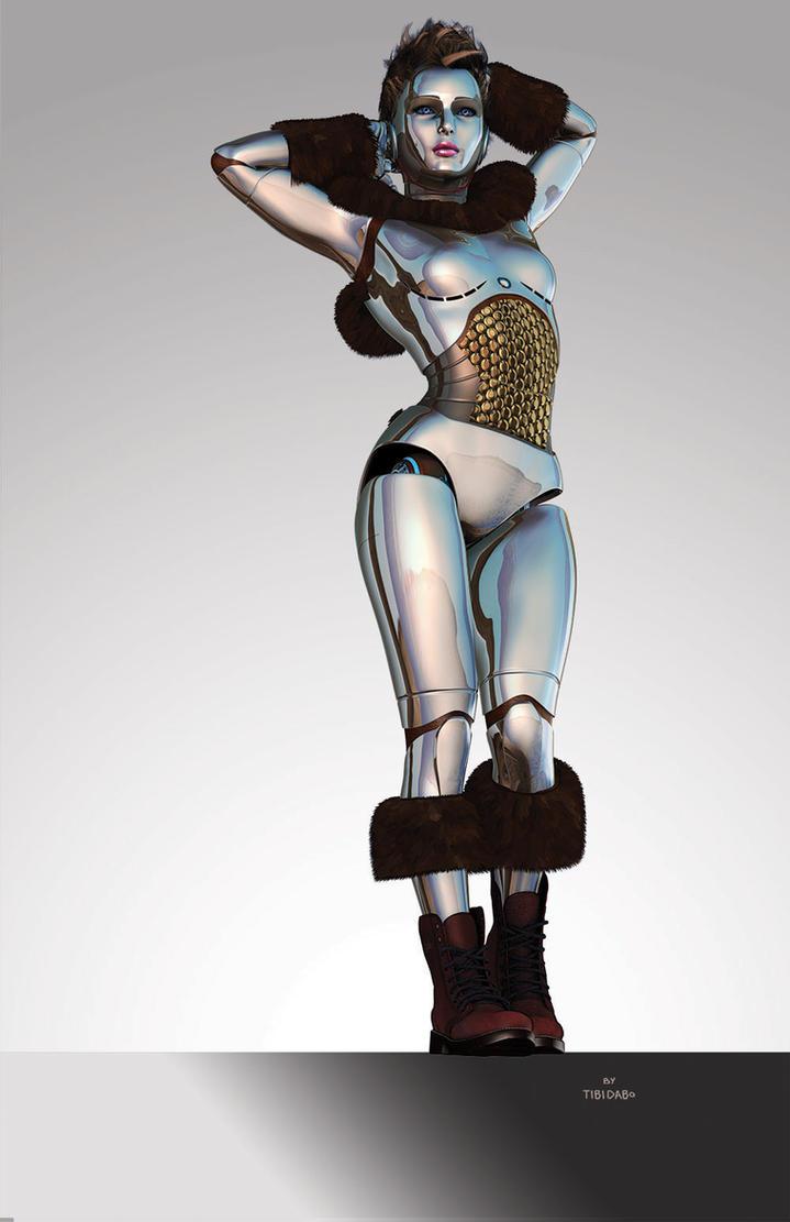 Cyberpunk by dirac-art