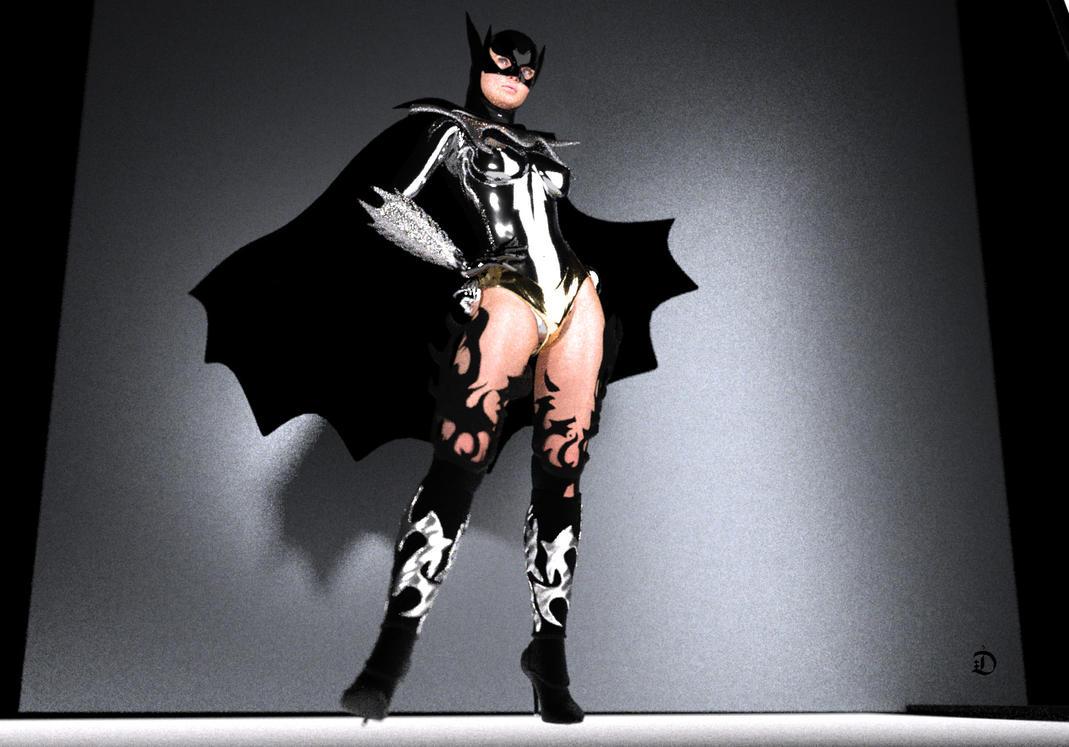 Batwoman by tibi-dabo