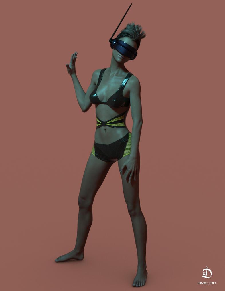 VR by dirac-art