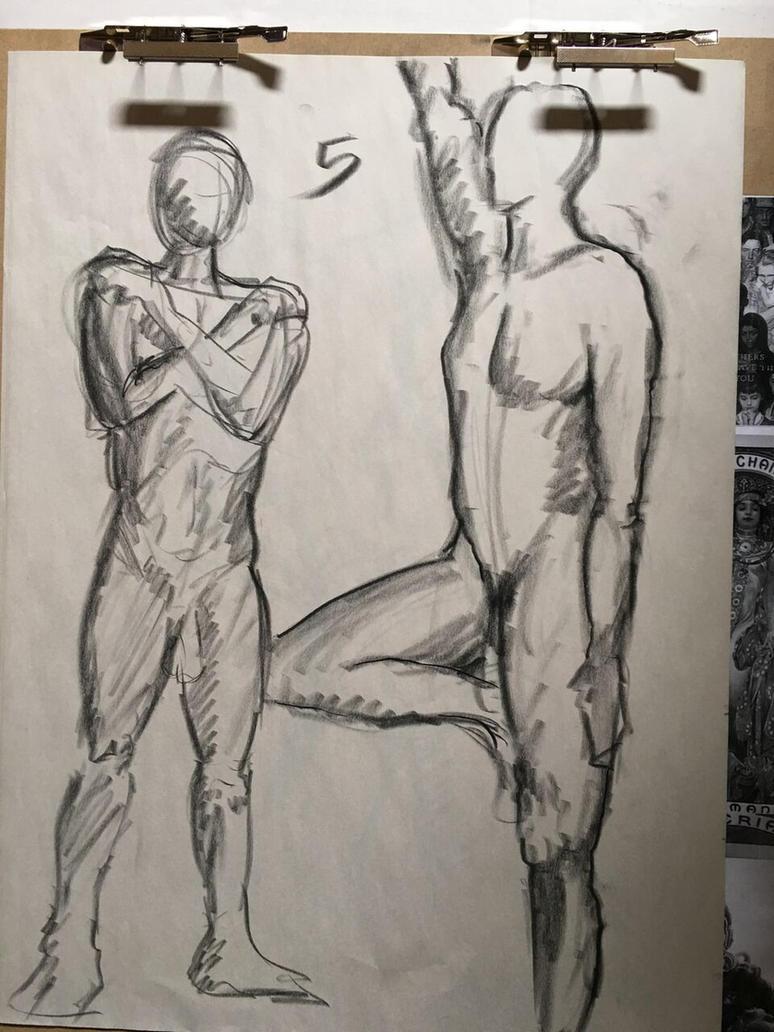 L^FE DRAWING by JeffreyLamar