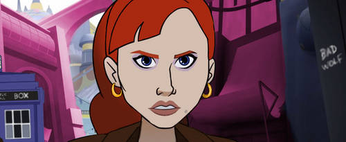 Donna Noble - Forces Of Destiny style