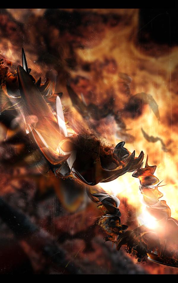 burn in hell by frose