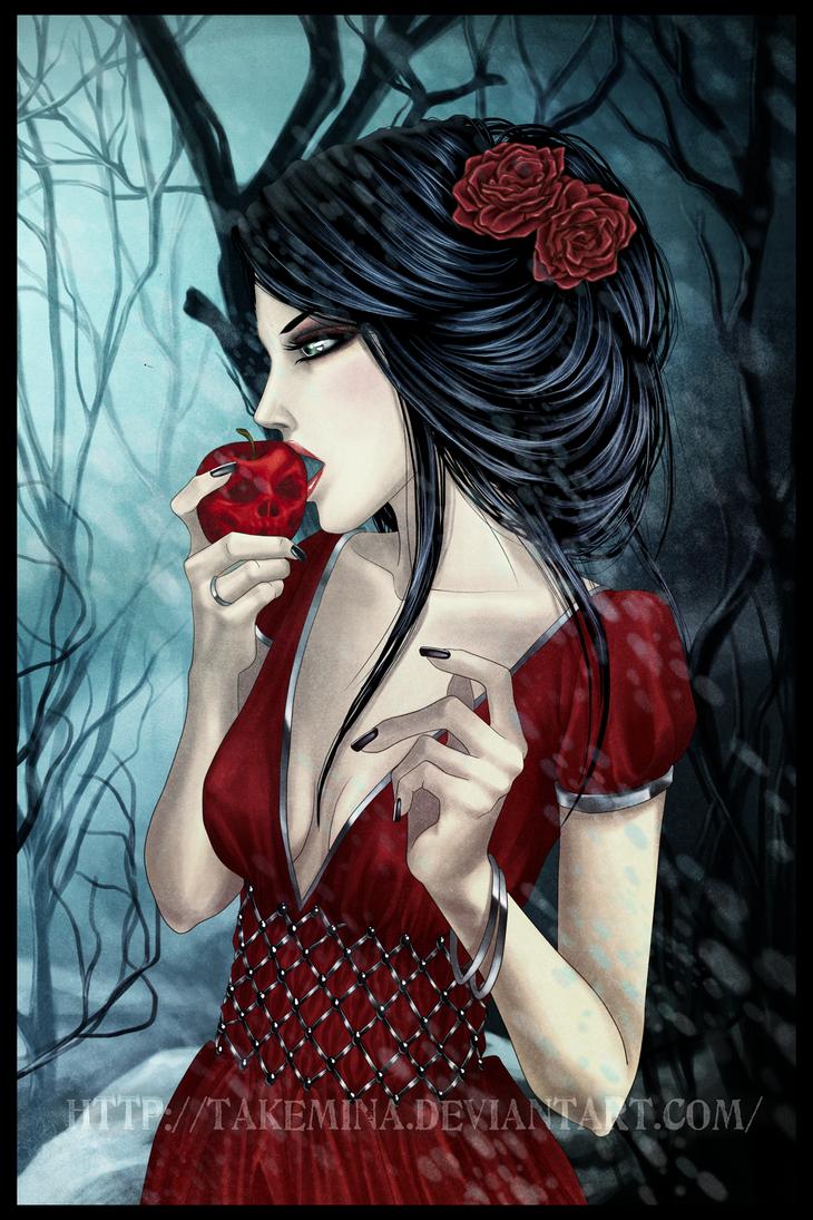 Snow White by takemina