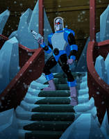 Mr. Freeze by Veil1