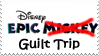 Epic Mickey Stamp by The-Skykian-Archives