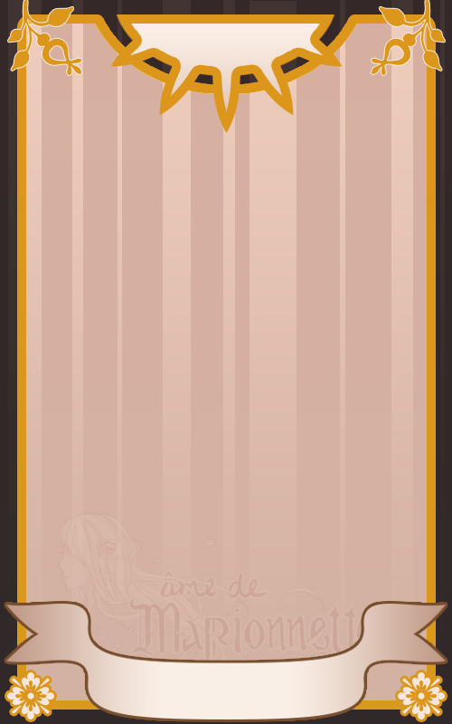 Age Tarot Card Template By