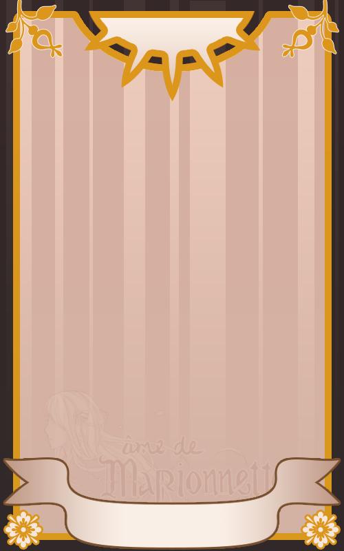 Tarot Card Template Hitoriinfo - Tarot card template