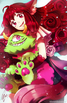 AT: Osiria and Monster Friend