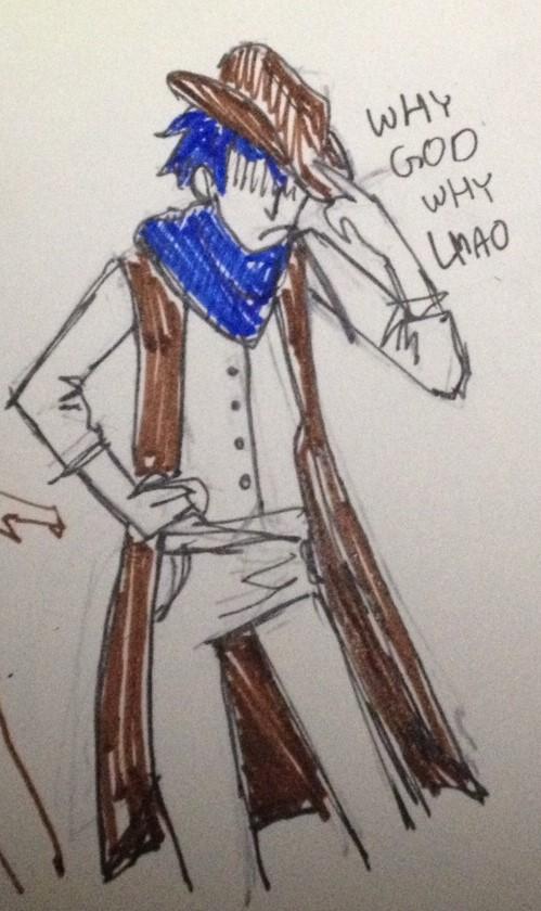 cowboy kaito
